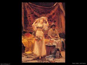 La danza nella visione orientalista occidentale