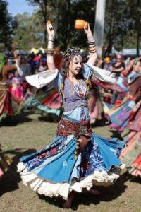 danze zingare ai festival
