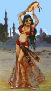 la danza zingara