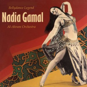 la ballerina Nadia Jamal