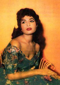 la ballerina Naima Akif