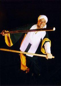 foto del danzatore egiziano Yousry Sharif