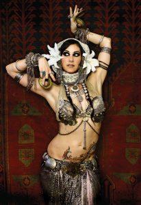 Rachel Brice Danzatrice Tribal Fusion
