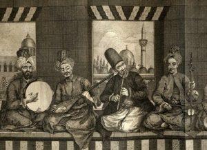 Storia cultura musicale araba