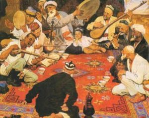 musica egiziana e araba